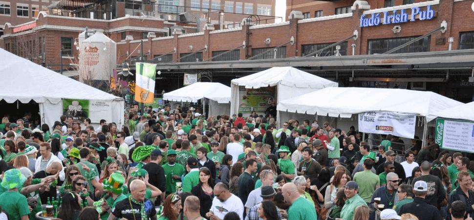 Fado Irish Pub St Patrick's Day Party