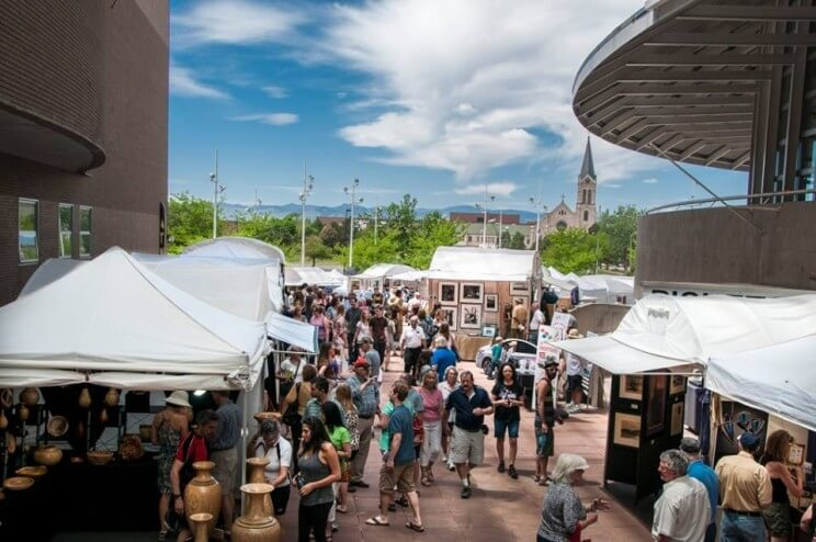 Denver Arts Festival | The Denver Ear