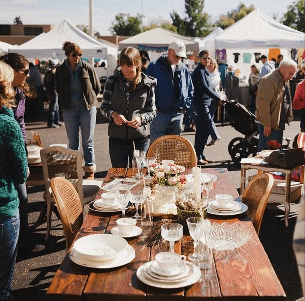 Horseshoe Market | The Denver Ear