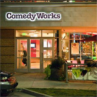 Comedy Works South At The Landmark