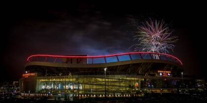 Mile High Fourth of July
