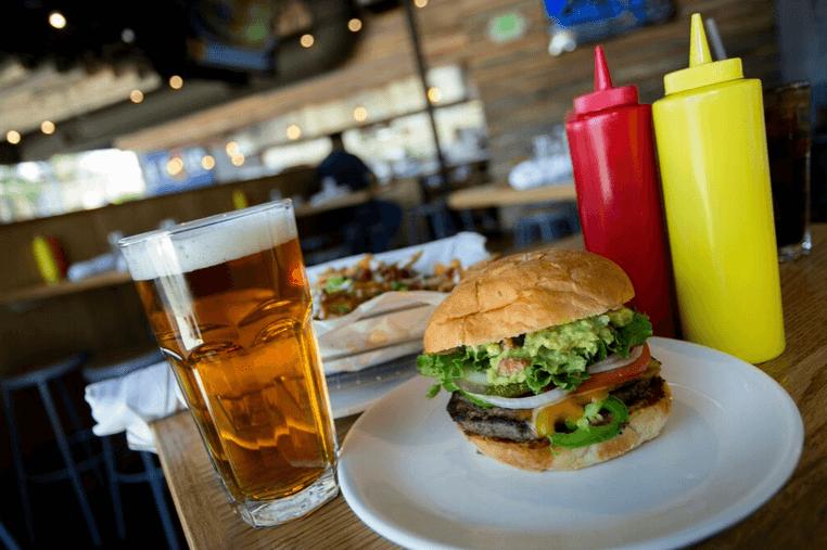 Park Burger | The Denver Ear