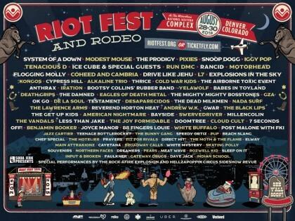 Riot Fest 2015 Denver