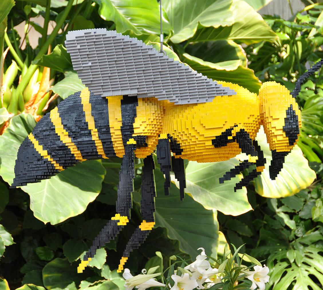 LEGO® Bricks Exhibit At The Denver Zoo
