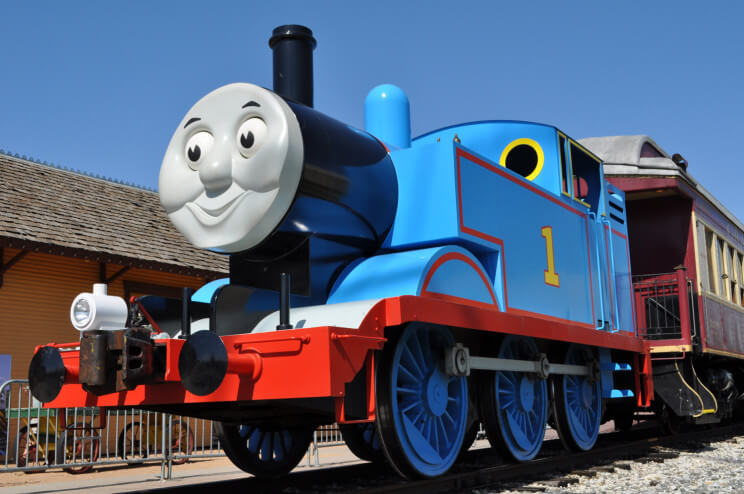 Day Out with Thomas the Tank Engine | The Denver Ear