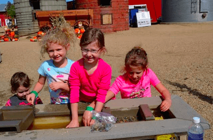 Anderson Farms Pumpkin Creek Gem Mining
