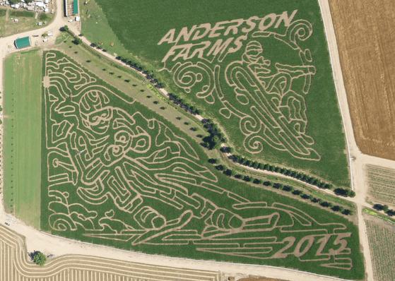 Anderson Farms Fall Festival The