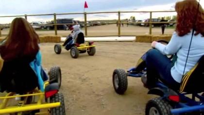 Anderson Farms Barnyard 500 Pedal Karts