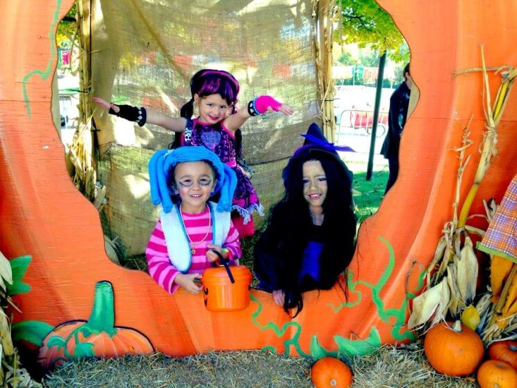 Trick Or Treat Street Children's Museum of Denver at Marsico Campus | The Denver Ear