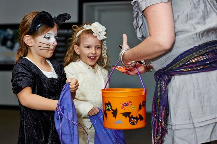 Family Overnight: Halloween at the Museum | Denver Museum of Nature & Science | The Denver Ear