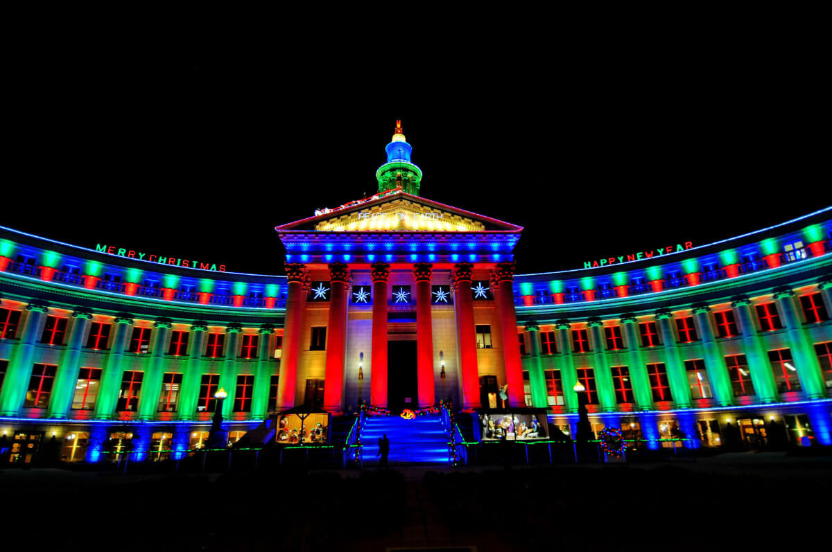 Downtown Denver Gran Illumination | The Denver Ear