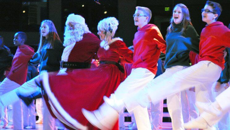 Christmas with the Children's Chorale | The Denver Ear
