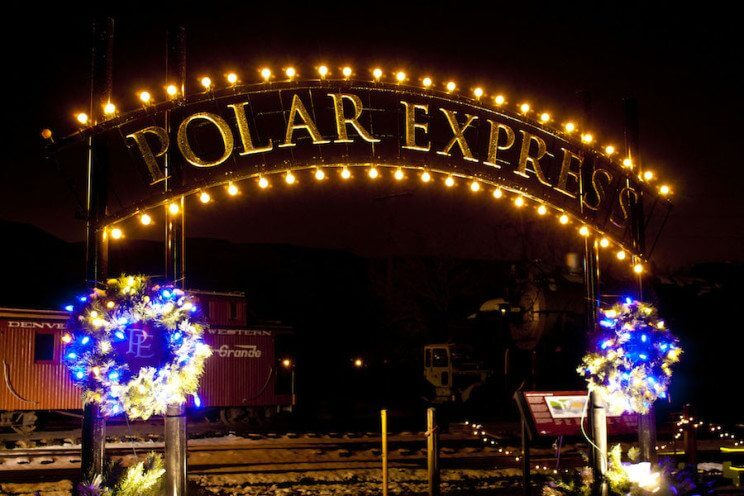 THE POLAR EXPRESS™ Train Ride | The Denver Ear