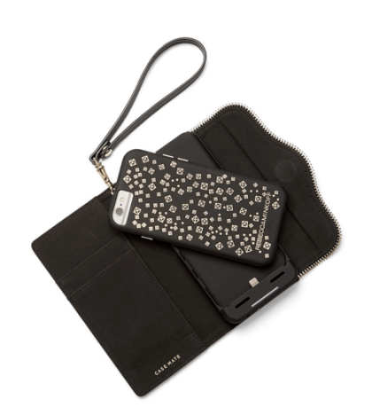 Rebecca Minkoff iPhone 6/6S Charging Wristlet Wallet $120