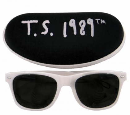 Official Taylor Swift 1989 Pink Sunglasses $19.89