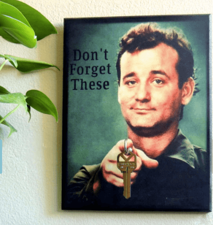 Bill Murray Key Holder $26.95