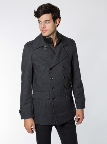 Spruce 7Diamonds Glasgow Peacoat $295