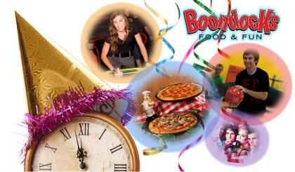 NYE at Boondocks Food & Fun
