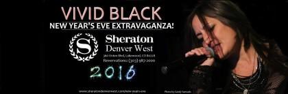 Vivid Black New Year's Eve Extravaganza
