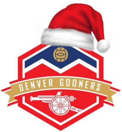 Denver Gooners Holiday Party