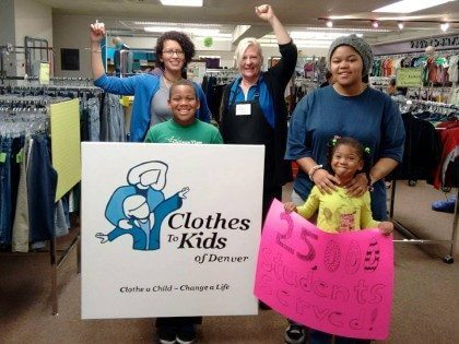 Clothes To Kids Denver