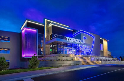 New Years Eve 2016 at Topgolf Centennial