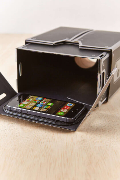 Urban Outfitters Smartphone Projector $28