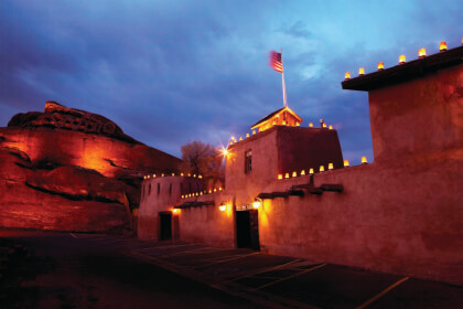 New Year's Eve at The Fort