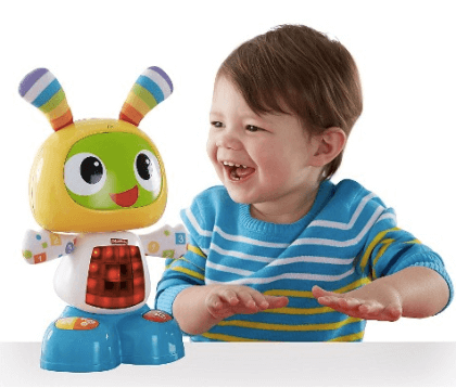 Fisher-Price Bright Beats Dance & Move BeatBo $34.99