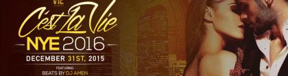 C'est La Vie NYE Presented by VIE Luxe Nightclub