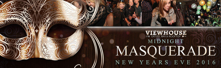 ViewHouse Ballpark Presents: A Midnight Masquerade New Years Eve