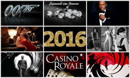NYE in the 303 2016 ~ A James Bond Experience