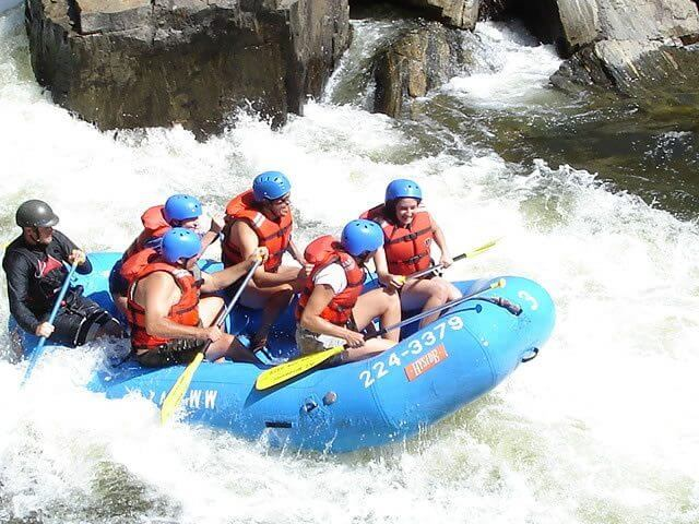 A1 Wild Water Rafting