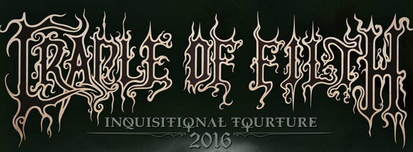 Cradle of Filth 2016 | The Denver Ear