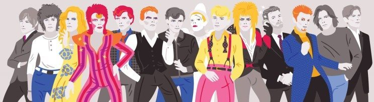 Spaceboy A MIXTAPE Tribute to David Bowie | The Denver Ear