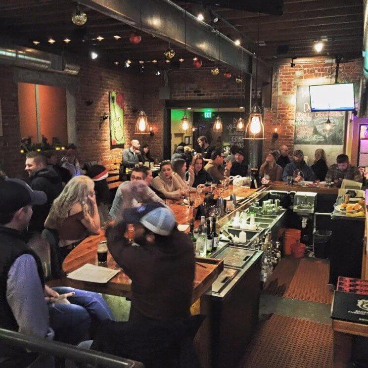 Dunbar Kitchen & Tap House Valentine's Day 2016 | The Denver Ear