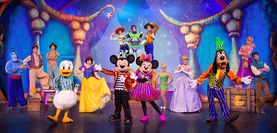 Disney Live! Mickey and Minnie's Doorway to Magic | The Denver Ear