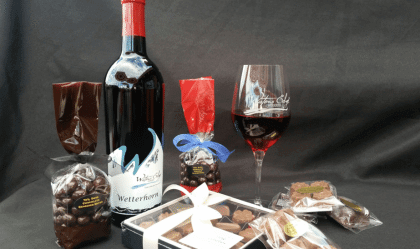 Love, Chocolate and Wine - a Pairing Class for your Valentine | The Denver Ear