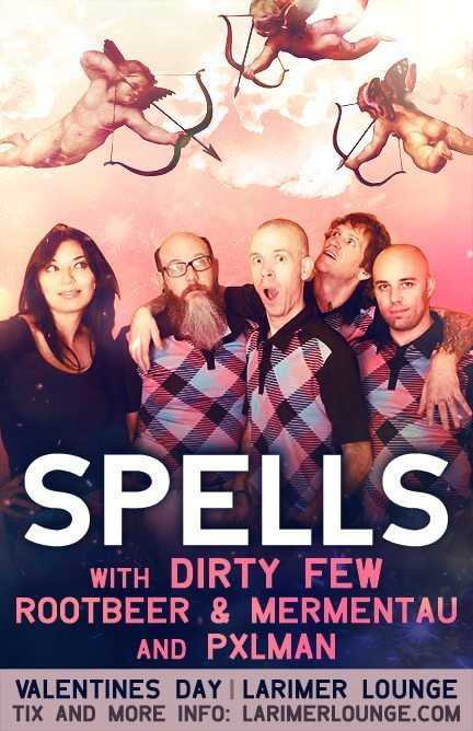 Spells Valentine's Day at Larimer Lounge 2016 | The Denver Ear