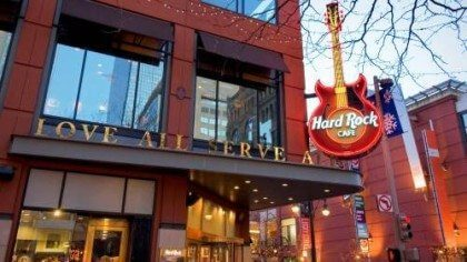 Valentine's Day Dinner | Hard Rock Cafe Denver | The Denver Ear