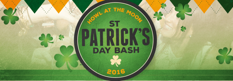 St. Patrick's Day Bash | Howl at the Moon | The Denver Ear