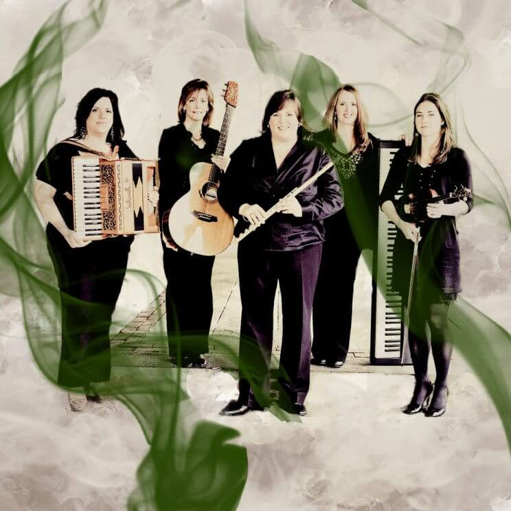 Cherish the Ladies - St. Patrick's Day Show | Lone Tree Arts Center | The Denver Ear