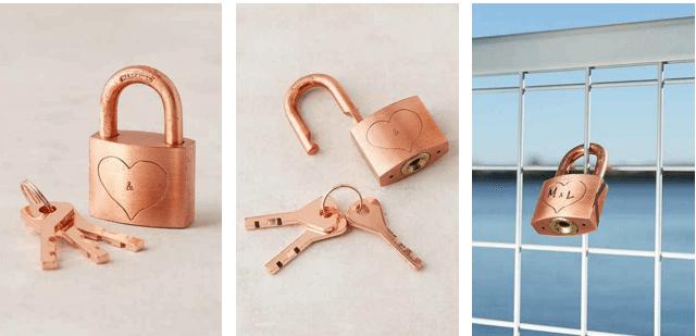 Lovers Lock And Keys | The Denver Ear