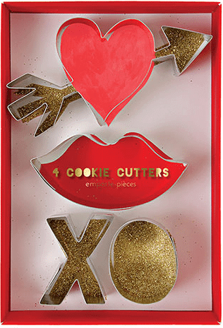 Valentines Cookie Cutters | The Denver Ear