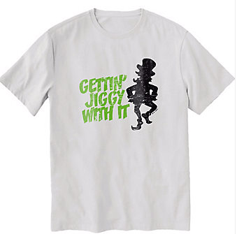 """Gettin' Jiggy With It"" T-Shirt 