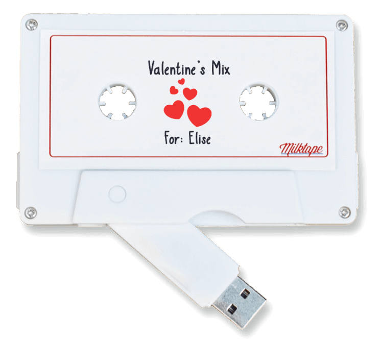 Milktape Valentine's Day Gift Ideas | The Denver Ear