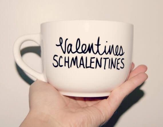 Valentines Schmalentines Mug | The Denver Ear