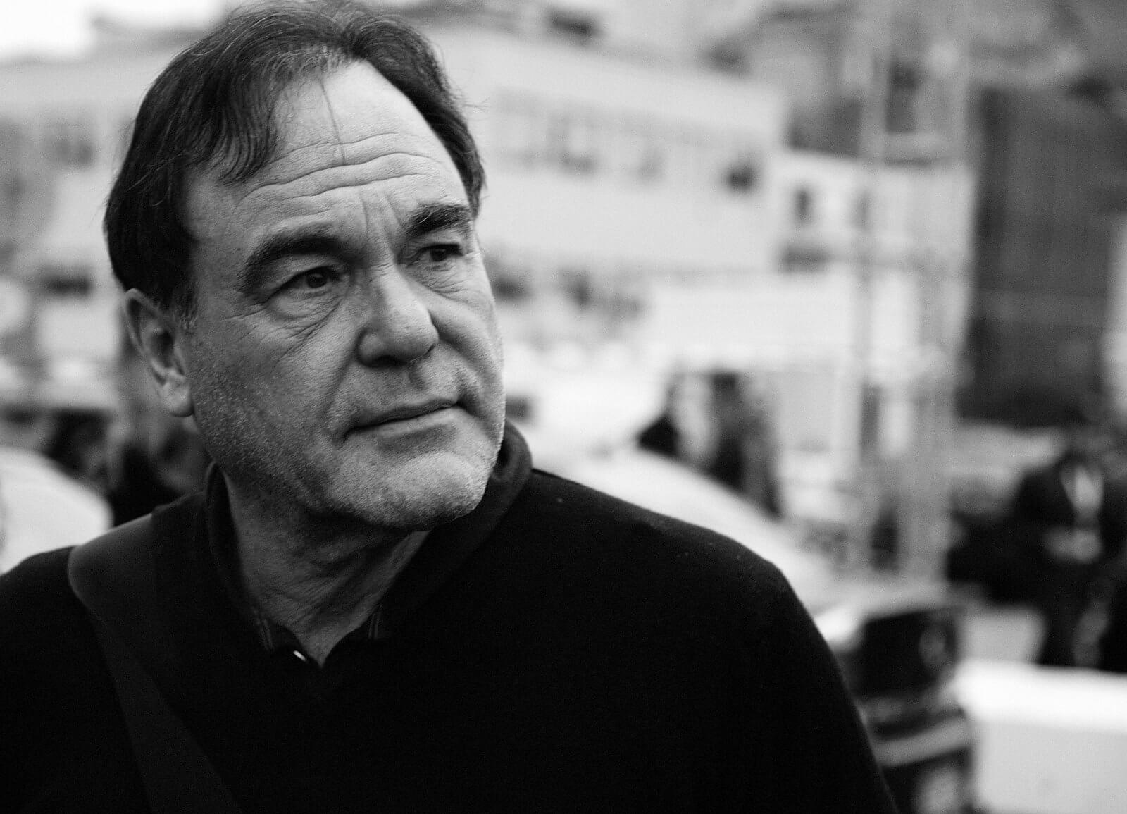 Director Oliver Stone at Alamo Drafthouse Cinema | The Denver Ear
