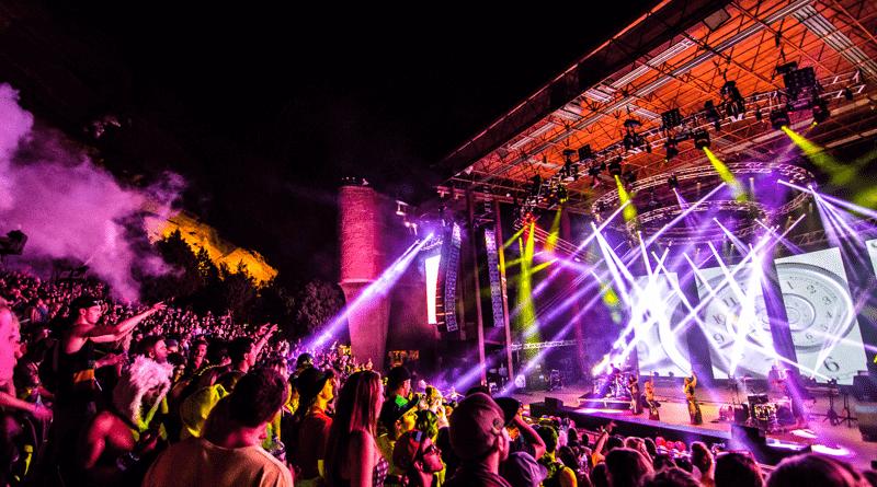 Global Dub Festival 2016 at Red Rocks Amphitheatre   The Denver Ear
