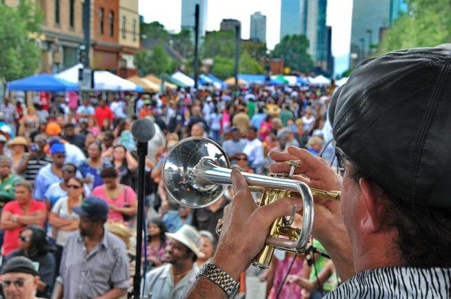 Juneteenth Music Festival | The Denver Ear
